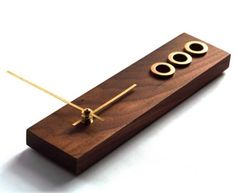 steel nad wood clock | Leave A Reply