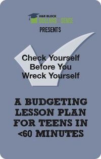 Lesson Plan – Teen Finance – How and why budgeting is important and how to budget your daily life. Personal Finance #personalfinance
