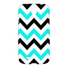 Cool Chevron Pattern Samsung Galaxy S4 S IV S 4 Hardshell Hard Case Cover