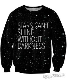 Stars Crewneck Sweatshirt
