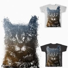 Vote if You like :)  Cat Dorian on Threadless