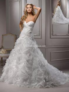 Preworn wedding dresses!