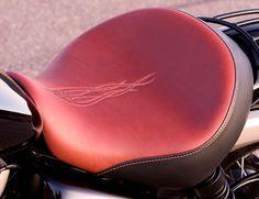 Custom Rider Seat
