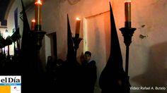Semana Santa 2016 Córdoba. Hdad. Vía Crucis por la Judería. Guitarra Raf...