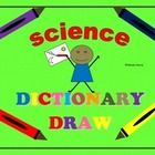 PICTIONARY STYLE GAME:  EARTH, LIFE, PHYSICAL, AND GENERAL SCIENCE