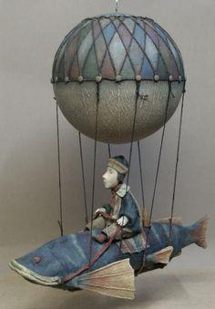 Авторская кукла Владимира Гвоздева - Ярмарка Мастеров - ручная работа, handmade