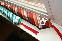 Tie snakes! Great gift idea and nice way to reuse Hubby's old ties.