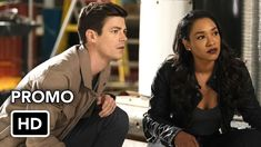 "The Flash Promo ""Love is a Battlefield"" (HD) Season 6 Episode 11 Promo Kayla Compton, Katee Sackhoff, Candice Patton, Supergirl 2015, The Flash Season, Danielle Panabaker, Black Lightning, Grant Gustin, Old Love"