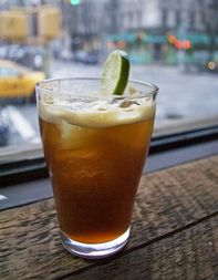 Homemade Cola, recipe adapted from Brian Hawthorne, The Wayland, NYC