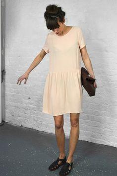 Des Petits Hauts Lapi Poudre Dress