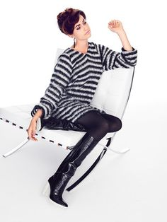 Schnittmuster: Longshirt - Minikleid - Shirtkleider - Kleider - Damen - burda style