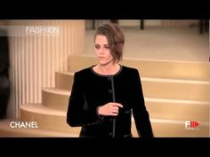 CHANEL - GIAMBATTISTA VALLI Highlights Paris Haute Couture Fall 2015 by Fashion Channel - YouTube
