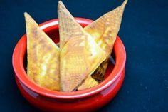 Mellemøstlige retter er eksotiske, inspirererende og lige til at smæske sig Shawarma, Samosas, Carne, Tacos, Snack Recipes, Chips, Mexican, Yummy Food, Ethnic Recipes