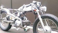 Enfield Bike, Mobile Art, 50cc, Custom Bikes, Bobber, Cool Watches, Honda, Motorcycle, Concept