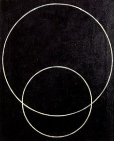 Construction No. 127 (Two Circles) - Aleksandr Rodchenko