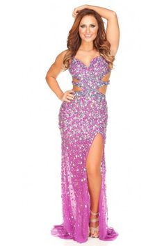 917ff25f711 Dazzling Success with Lending Luxury! Designer Prom Dress Rentals!   jaszcouture Nye Dresses