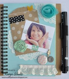 Karyn's Crafting Obsession: It's SMASH* time at The Stamp Spot!