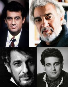 il me fascine depuis ma plus tendre enfance❤️ Placido Domingo, Opera Singers, Types Of Music, Great Friends, Pop, Classical Music, New Life, Pin Up, Theater