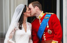 Happy anniversary! A year ago today, #PrinceWilliam and #KateMiddleton tied the knot whilemillions around the world watched. #royalwedding http://news.instyle.com/2012/04/29/prince-william-kate-middleton-wedding-anniversary-coverage/