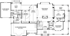 Craftsman house plans, Craftsman houses and Craftsman on Pinterest