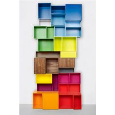 Scaffale modulare by Cubit