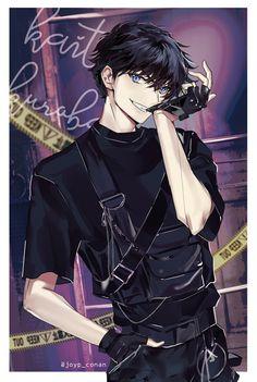 Anime Angel, Anime Oc, Kawaii Anime, Fanarts Anime, Manga Anime, Hot Anime Boy, Dark Anime Guys, Cool Anime Guys, Handsome Anime Guys