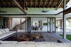 Een droomvilla aan het Braziliaanse strand - Roomed