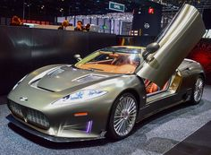 In the world of high-end automotive luxury brands, there are cars for the millionaire next door, cars for the one percent, and then there's Spyker