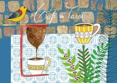 Café da tarde, a melhor refeição do dia.