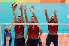 Olimpiadi Rio 2016, Volley. Gli Usa riprendono la Russia e le strappano il…