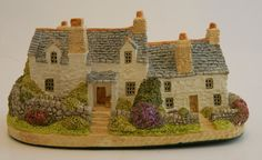 Fraser Creations  Cornish Cottages by Imnotoldimvintage on Etsy, $25.00