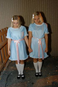 Best Halloween costumes: Shining Twins
