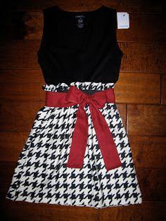 Haute Threads Boutique: Gameday Dresses