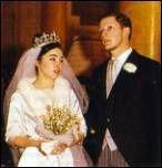 Wedding of King Simeon of Bulgaria and Doña Margarita Gómez-Acebo
