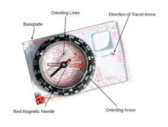 Outdoor Quest: Compass Accuracy