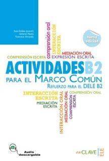 Libro-e. Más de 200 actividades para practicar la comprensión, expresión, interacción y mediación oral y escrita. Permite un trabajo reflexivo autónomo o en grupo para reforzar el desarrollo de las destrezas.