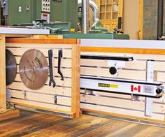 Table Saw Blade Storage Ideas Woodworking Projects Amp Plans