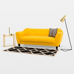Cassie 3 Seater Fabric Sofa – Next Day Delivery Cassie 3 Seater Fabric Sofa from WorldStores: Everything For The Home