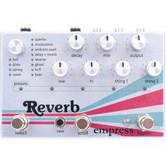 Empress Effects Reverb