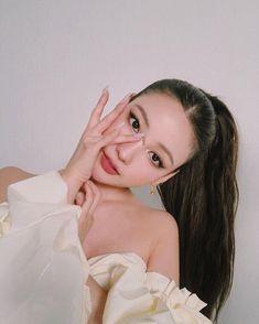 Cute Makeup, Beauty Makeup, Makeup Looks, Hair Makeup, Hair Beauty, Korean Makeup Look, Asian Makeup, Mode Ulzzang, Ulzzang Girl