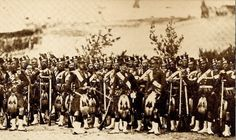 42nd (the Black Watch) 1855-56 in the Crimea