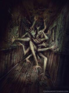 Arms by cinemamind arte horror, horror filme, dark fantasy art, creepy horror, Arte Horror, Horror Art, Dark Fantasy Art, Monster Art, Image Triste, Dark Art Drawings, Dark Art Paintings, Watercolor Paintings, Arte Obscura