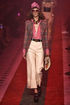 Gucci Milan RTW Spring Summer 2017 September 2016
