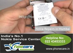 Now you don't get worried, you have an Nokia Care Center service center in Saki Naka and additionally all accross Mumbai. Call up on 9821016082