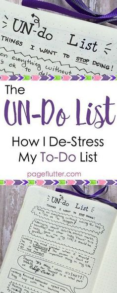Creative Releasing: Bullet journal list of things to STOP doing. Productivity needs a break, too! I love this idea! Planner pages to try. Bullet Journal Inspo, Bullet Journal Banners, Bullet Journal Agenda, How To Bullet Journal, My Journal, Journal Prompts, Journal Pages, Bullet Journals, Brain Dump Bullet Journal