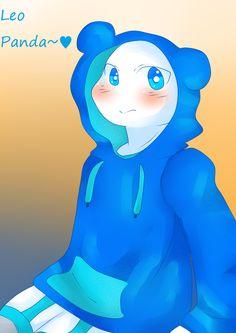 Leo Panda by MutantCatRose.deviantart.com on @deviantART