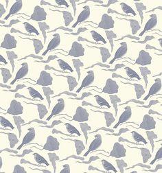 Birds pattern : Francisca Pageo