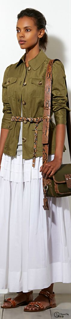~Michael Kors Pre Spring 2015 | The House of Beccaria#