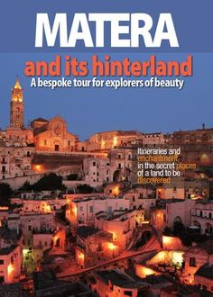 Matera and its hinterland