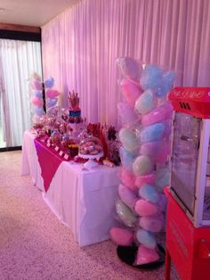 Carnaval candy table 6